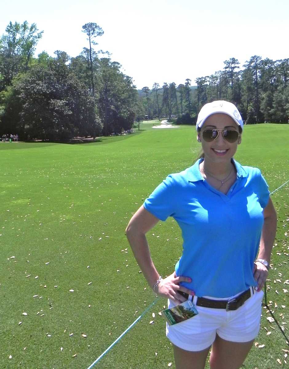 Tiffany Real Estate Goes to Masters 2012!! | Oconee Grand ...